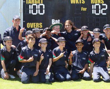 Victorian young guns U12 School Sport Champions