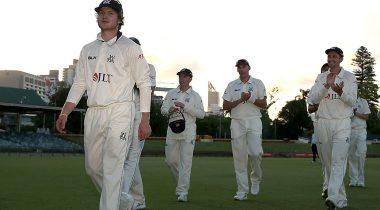Victoria name squad to face Western Australia