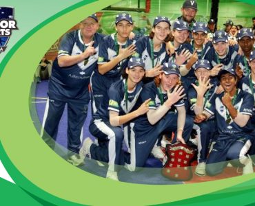 Victorian State Indoor Junior Trials