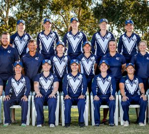 Victorian women winners at Toyota Australian National Country Cricket Championships