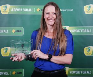 Catching up with the 2018 Volunteer Of The Year- Lori Hall