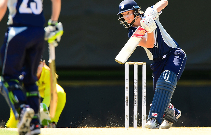 Victoria name WNCL squad for upcoming home fixtures