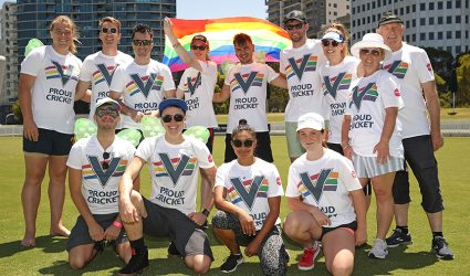 Cricket Victoria supports LGBT community with annual Proud Cricket Day