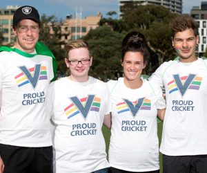 Proud Cricket Day showcases Victorian cricket's commitment to LGBT+ community