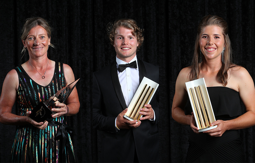 Six Victorians honoured at Australian Cricket Awards
