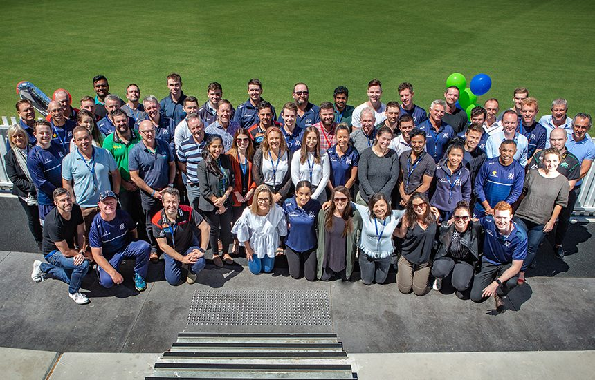 Cricket Victoria marks first birthday at CitiPower Centre