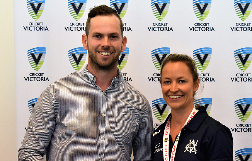 Cricket Victoria Celebrates School Ambassadors at MCG