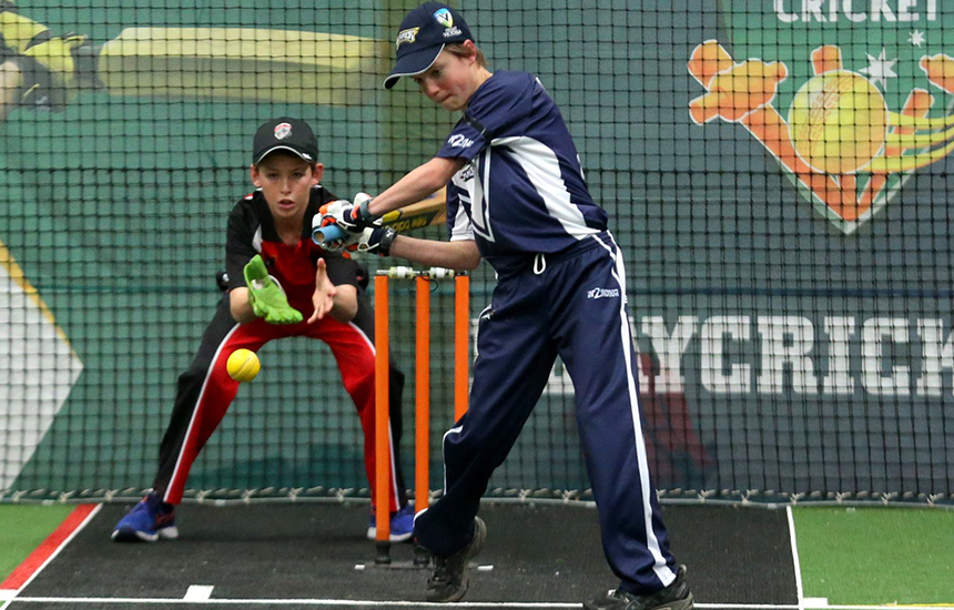 Cricket Southern Bayside launches new junior competition