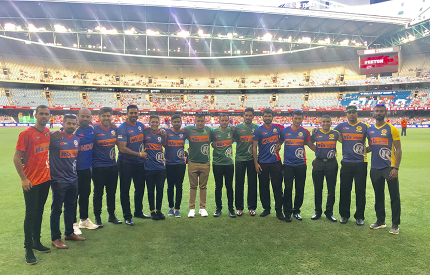 Multicultural T20 competition teams selected