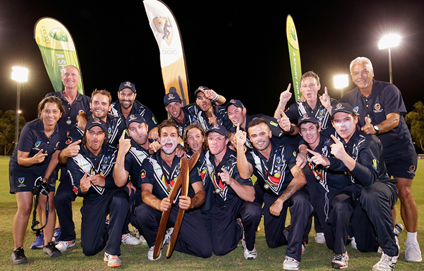 Victoria out to regain title at National Indigenous Cricket Championships