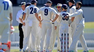 Vics name squad to face Queensland at Junction Oval