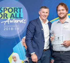 Cricket Victoria celebrates A Sport For All Awards winners