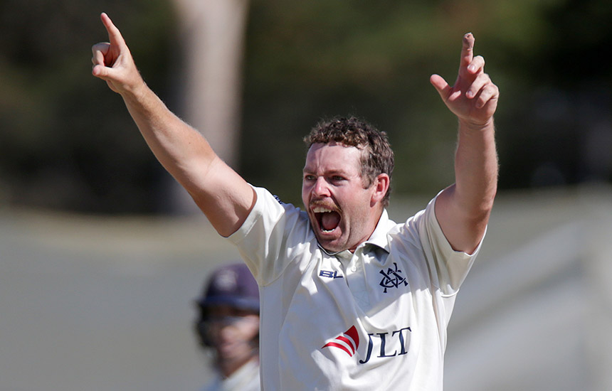 Victoria fight back on remarkable day of Sheffield Shield cricket