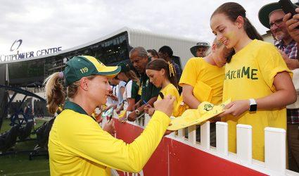 Cricket Victoria celebrates International Women's Day