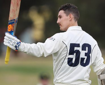 Maddinson and Harris pile on the runs on Day 1