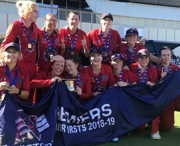 Melbourne Cricket Club win Women's Premier Firsts