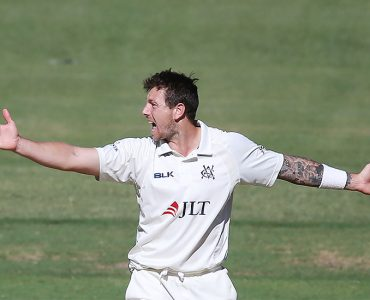 James Pattinson named in Victorian Sheffield Shield squad
