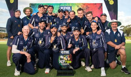 Carlton crowned FoxCricket National T20 Champions