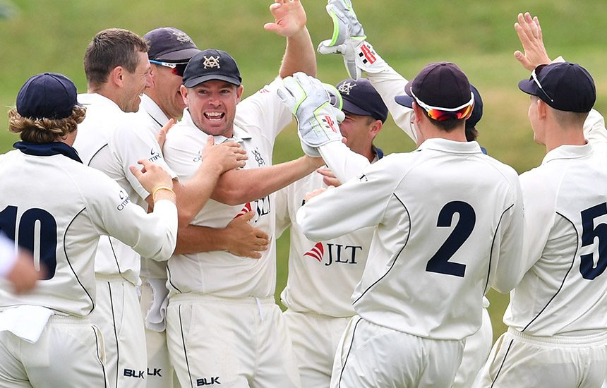 Victoria name Sheffield Shield squad to face South Australia