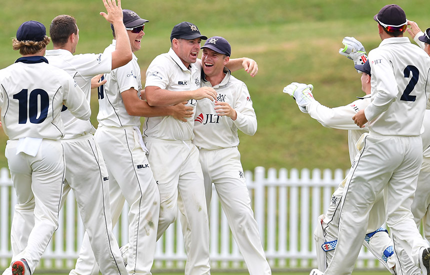 Victoria name squad for JLT Sheffield Shield decider