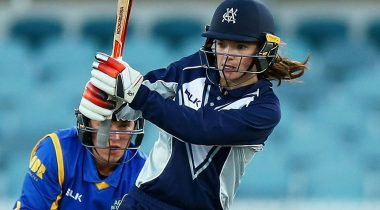 Victorian women's development squad returns from tour of Sri Lanka