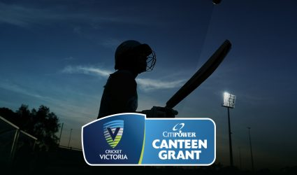Cricket clubs receive Canteen Grant for electrical safety