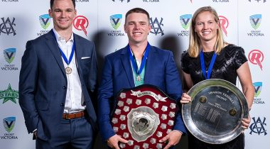 Cricket Victoria toasts award winners at State Awards Ceremony