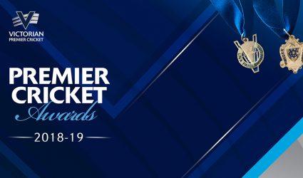 Cricket Victoria toasts 2018-19 Premier Cricket Awards winners