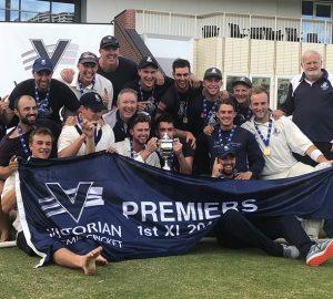 Carlton clinch historic Premier Cricket title