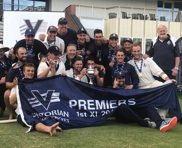 Carlton clinch historic Premier Cricket title