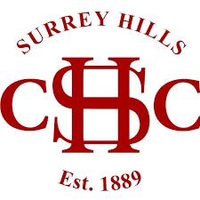 Surrey Hills Cricket Club