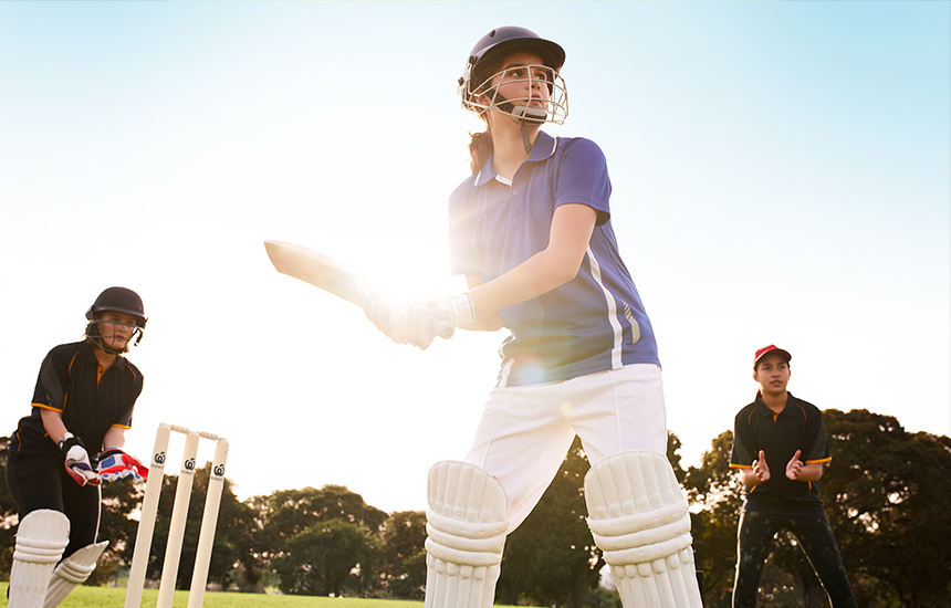 Victoria retains top cricket participation status
