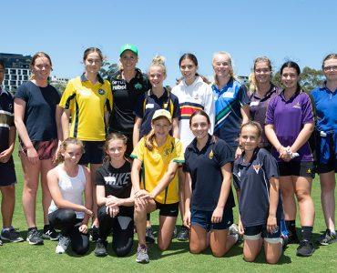 Victorian cricket clubs win VicHealth Grants