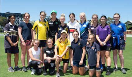 Victorian cricket clubs win VicHealth Grants