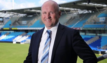 Nick Cummins appointed CEO of Cricket Victoria