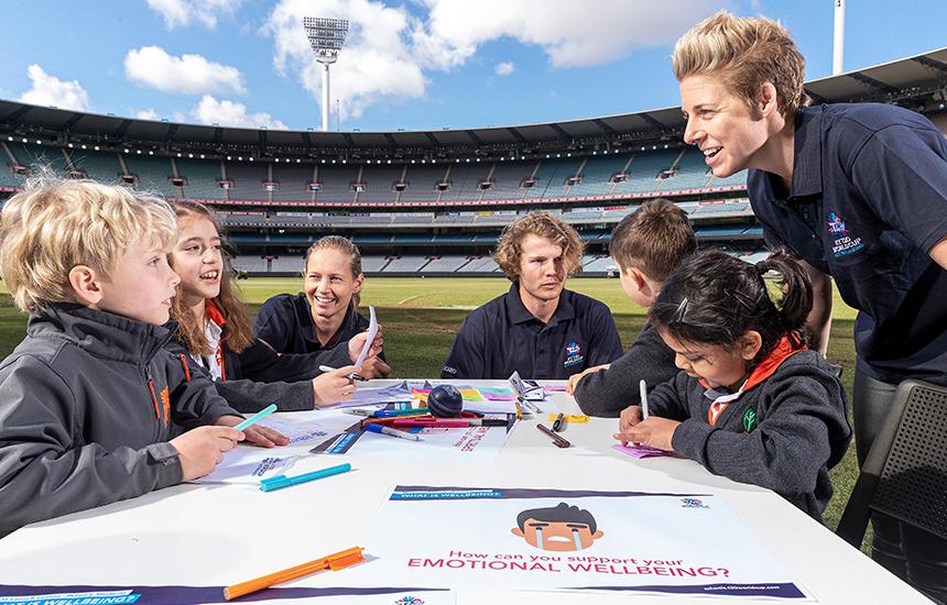 ICC T20 World Cup 2020 launches schools program