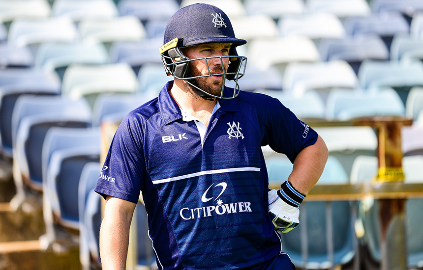 LIVE: VIC vs TAS – Marsh One-Day Cup