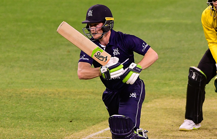 Victoria makes one change to Marsh One-Day Cup squad