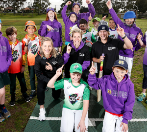 Players continue to give back through Grassroots Cricket Fund