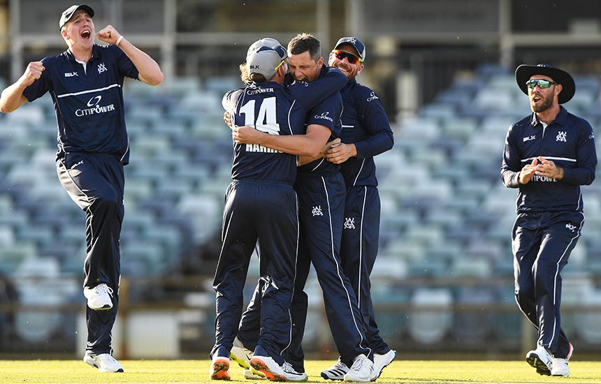 Victoria pull off stunning Marsh One-Day Cup win over Tasmania