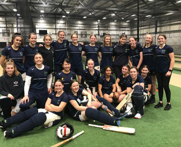 Under 15 Female training squads progress