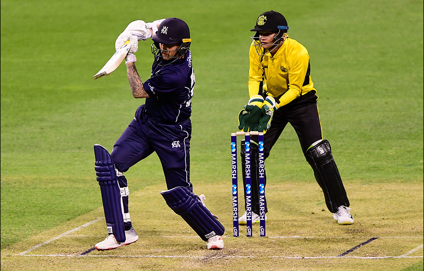 Victoria suffer heavy defeat in Marsh One-Day Cup opener