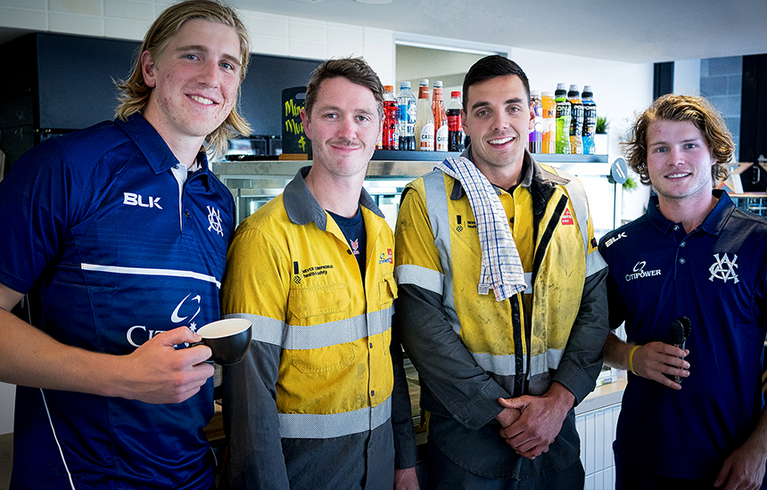 CitiPower & Cricket Victoria Canteen Grant now open