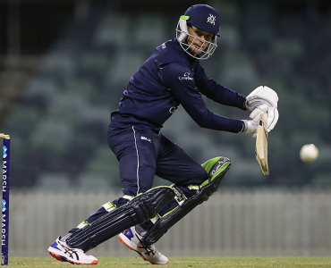 Victoria fall short in rain affected clash against WA