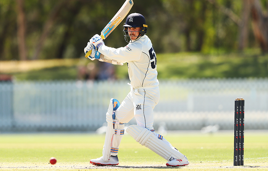 Match Info: VIC vs SA – Marsh Sheffield Shield – Oct 10-13