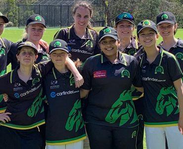 Mum's the word: Reena restarts cricket career