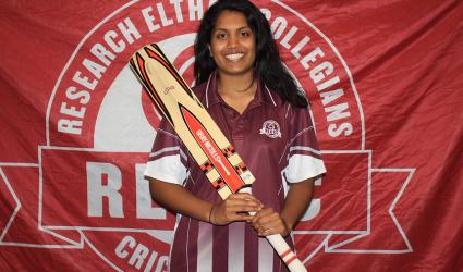 Shania steps up to captain men's team