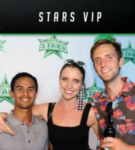 Stars VIP – MCG