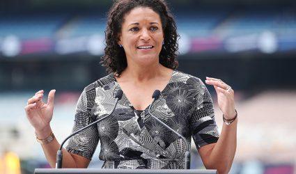 Cricket Victoria congratulates Mel Jones OAM