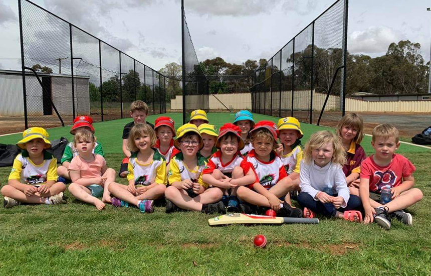 Stanhope celebrate 100 years with the opening of new nets